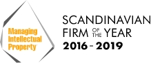Scandinavian firm of the year 2016 2019