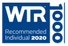 WTR recommended Individual 2020